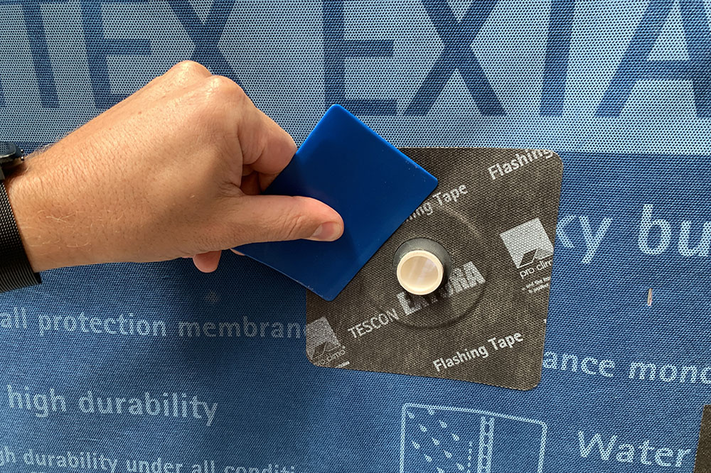 roflex installed