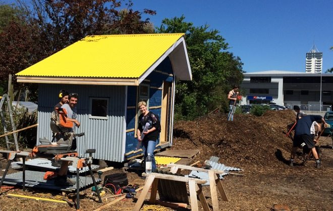 Semi-Independent Living Pods Come to Life in Christchurch