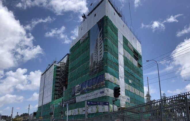 Pro Clima building wrap apartment project 4