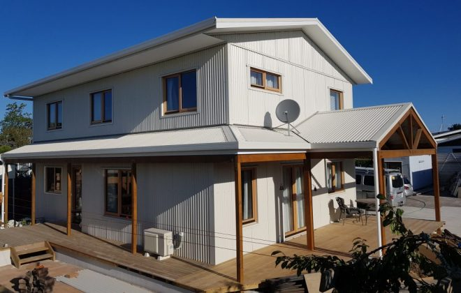 First Passive House in the Bay of Plenty