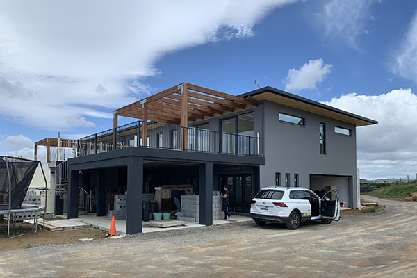 Intelligent Air Barrier Contributes to Sustainable Tauranga Home