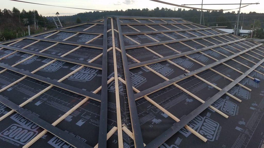Above sheathing Ventilation roof Mento 3000